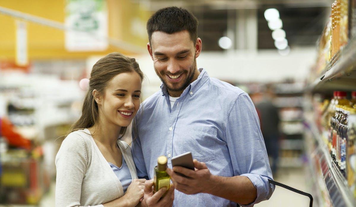 Ingrédients ou additifs nocifs, de nombreuses applications les traquent et vous aident à faire vos courses plus sereins.