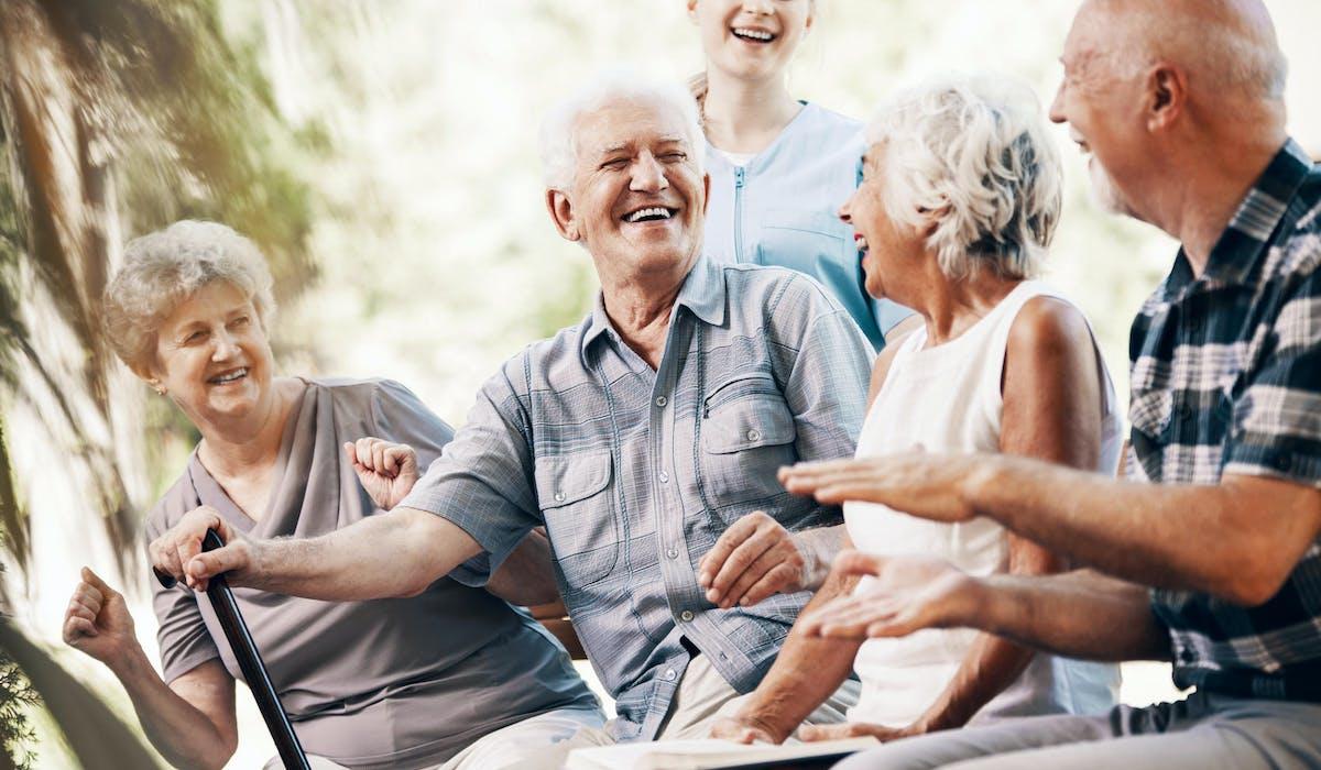 Plus qu'un type d'hébergement, le béguinage est un mode vie pour les personnes âgées autonomes.