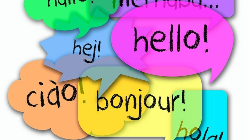 Apprendre une langue étrangère à domicile