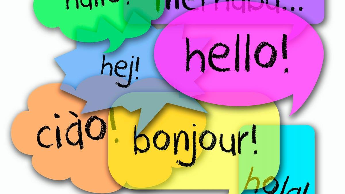 Cours à istance, conversation, film en VO, podcast… il y a autant de façons d'apprendre une langue étrangère.