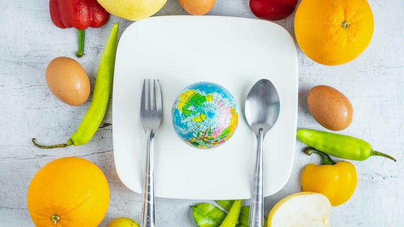 Bien manger, écologique et pas cher
