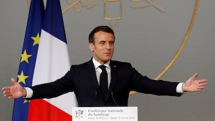 Ecole, emploi, retraite, allocations : les annonces de Macron pour les handicapés