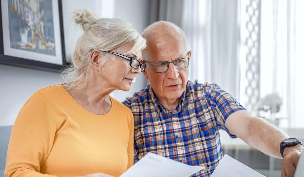 Votre pension de retraite peut être soumise à divers prélèvements.