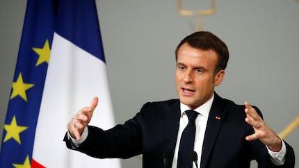 Retraites : Emmanuel Macron va s'affilier au régime universel
