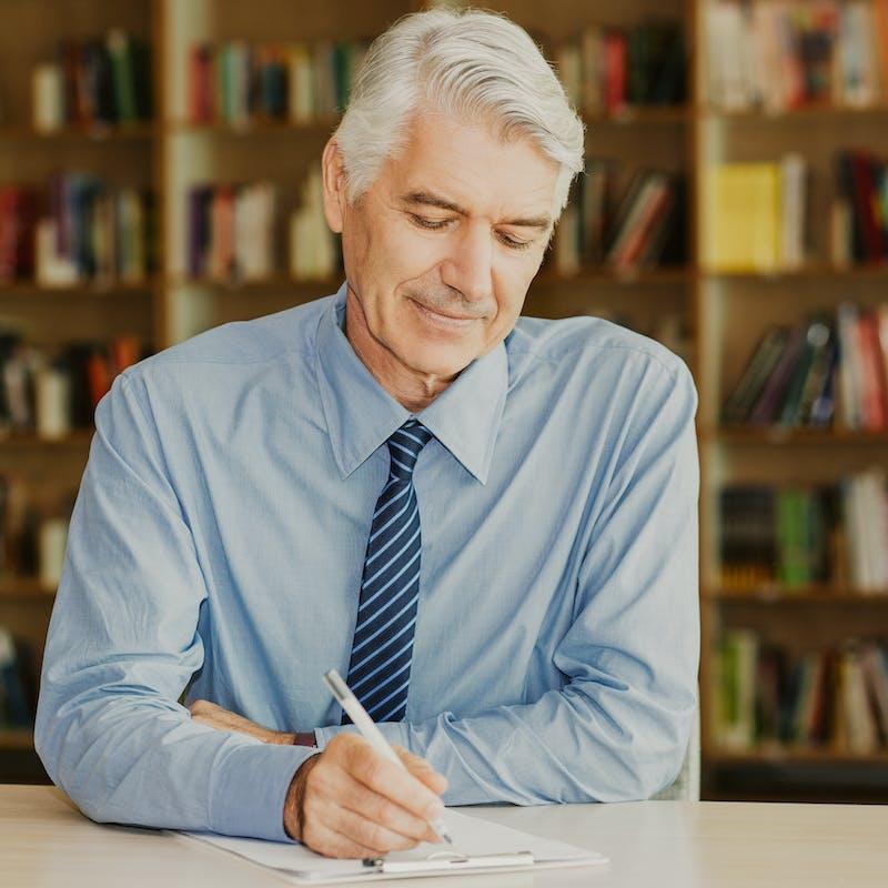 Rédiger un CV quand on est senior