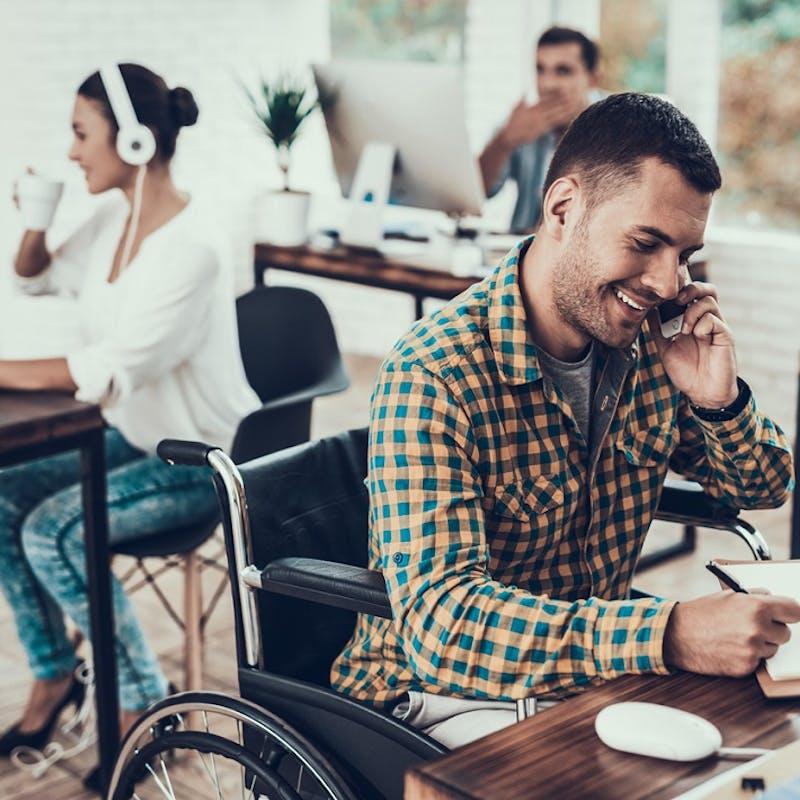 Entreprise : n'oubliez pas de déclarer les travailleurs handicapés