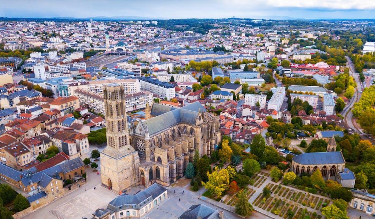 Limoges est la ville de plus de 100 000 habitants où les loyers sont les moins chers.