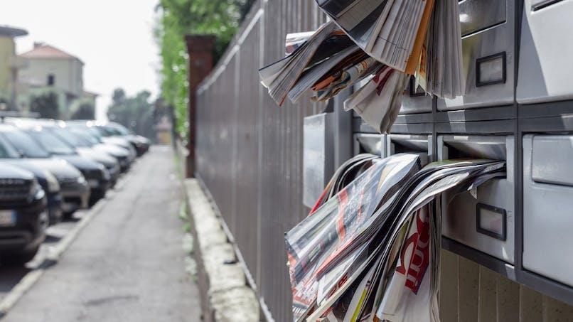 Stop pub : de nouvelles amendes à 1500 euros contre les prospectus