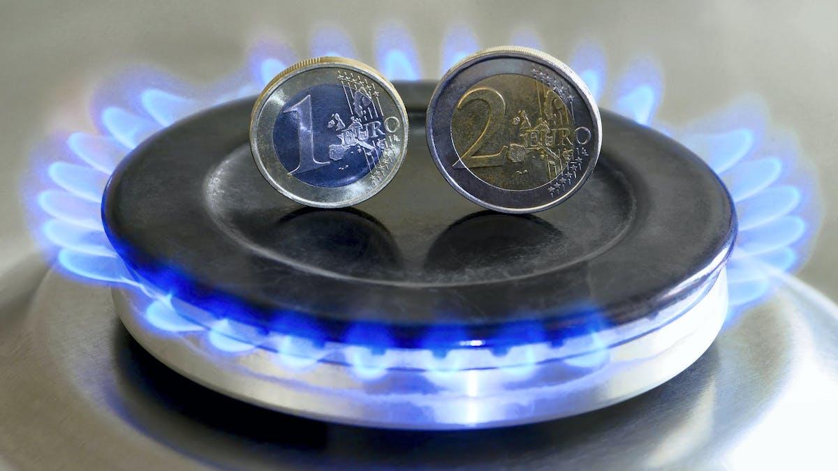 Les tarifs réglementés du gaz marquent un repli pour le troisième mois consécutif.