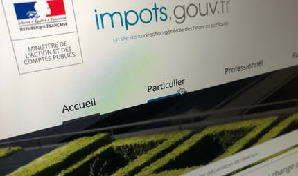 impots.gouv.fr victime d'une arnaque au phishing