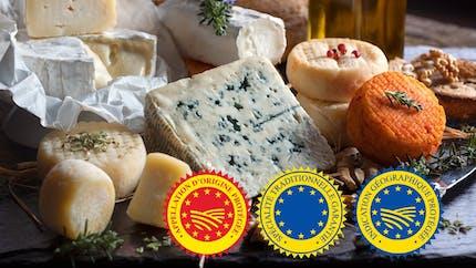 Labels AOP, IGP, STG : 27 % des produits labellisés présentent des fraudes