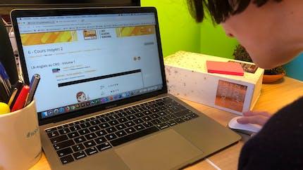 « Ma classe à la maison », comment ça marche, les cours en ligne du Cned ?