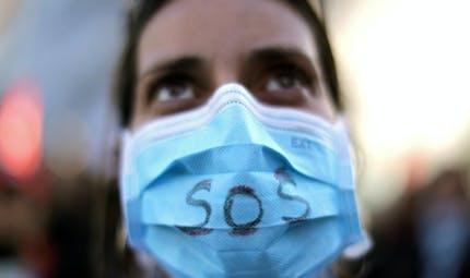 Où sont les masques et les tests ? Le Conseil d'État saisi par des médecins et infirmiers
