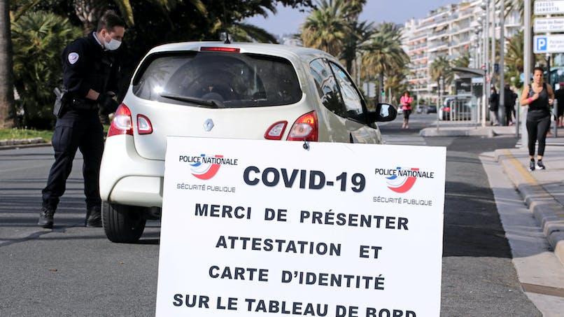 Attestation de déplacementdérogatoire: contester la contravention