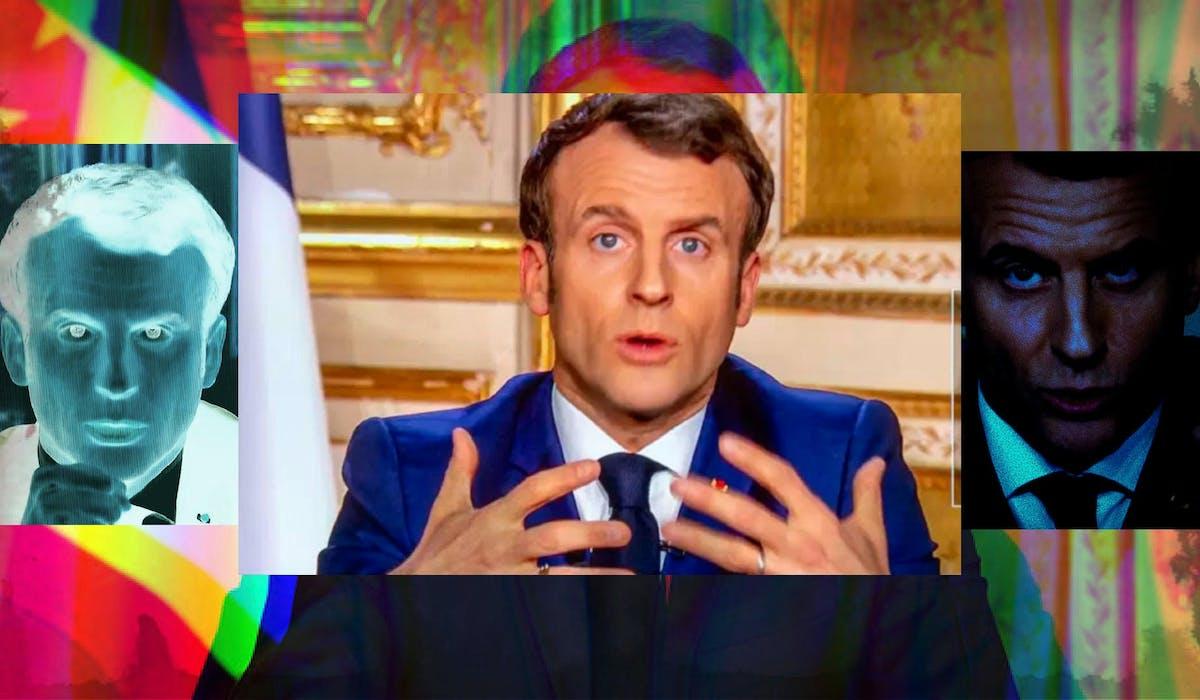 Emmanuel Macron doit prononcer un discours le 13 avril.