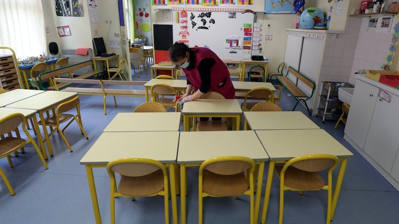 Retour à l'école à partir du 11 mai: ce que recommande le conseil scientifique