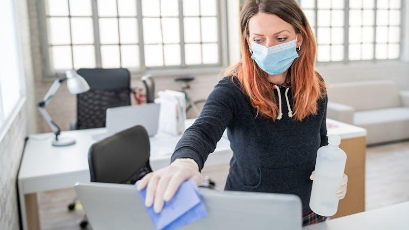 Coronavirus : les TPE et indépendants peuvent se faire rembourser 50 % des dépenses en matériel de protection