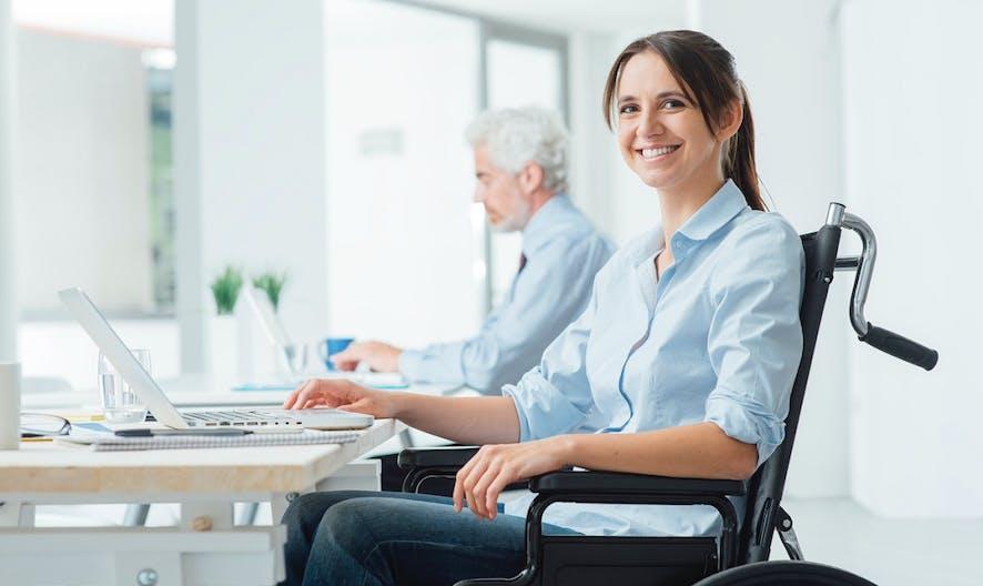 Travailleurs handicapés : de nouvelles dispositions dans la fonction publique