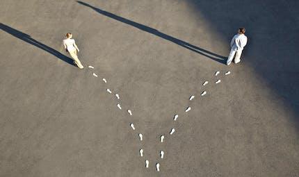 Rester mariés sans vivre ensemble
