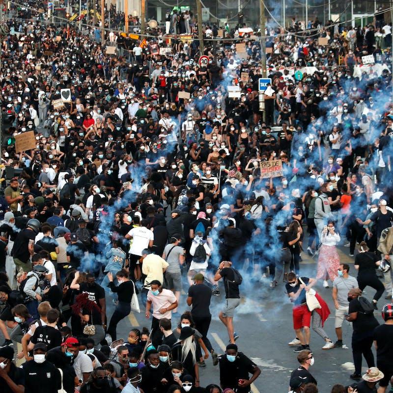 Comment des violences policières restent impunies