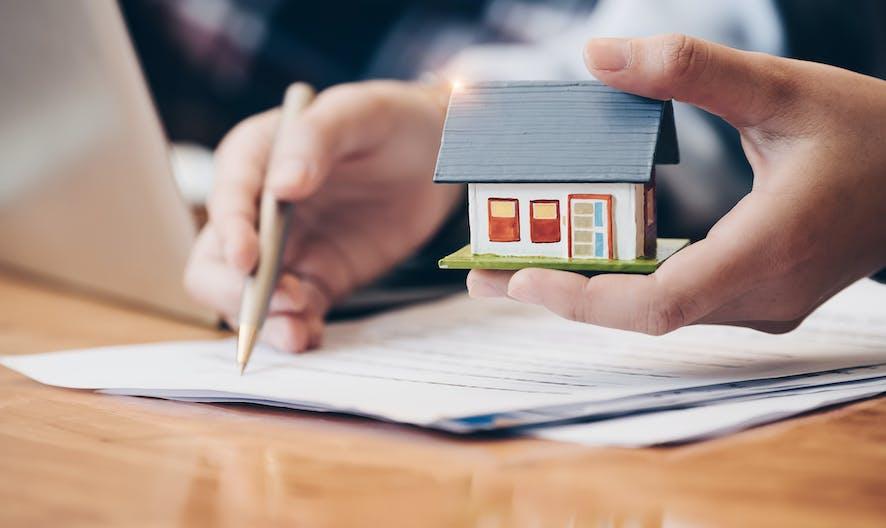 Emprunt immobilier : les taux d'intérêt remontent
