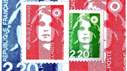 Les timbres en francs sont toujours valables