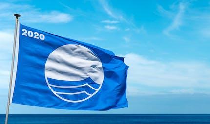 Pavillon bleu 2020 : quelles sont les plages les plus propres de France ?