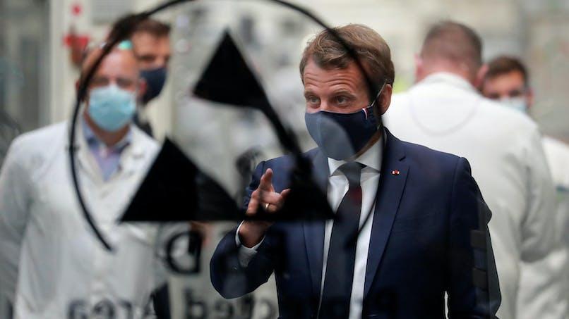 Pourquoi Emmanuel Macron s'exprime dimanche