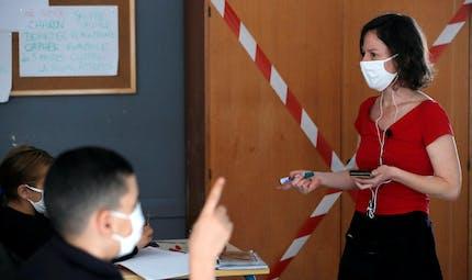 Que prévoit le protocole sanitaire dans les écoles et les collèges?