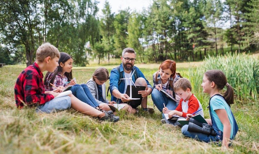 Colonie apprenante : comment inscrire votre enfant ?