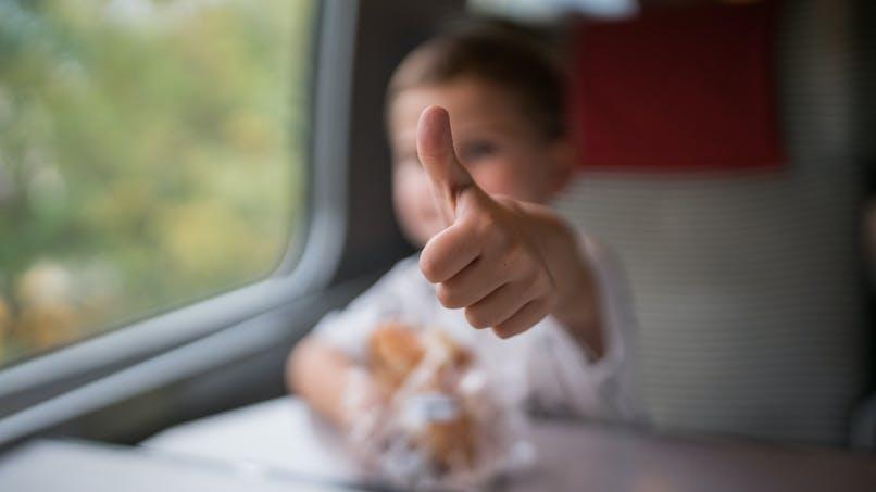 Le prix de l'accompagnement d'un enfant en TGV
