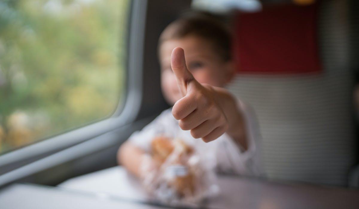 Un enfant accompagné prend le TGV sans ses parents