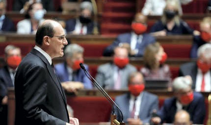 Déclaration de politique générale: les annonces de Jean Castex
