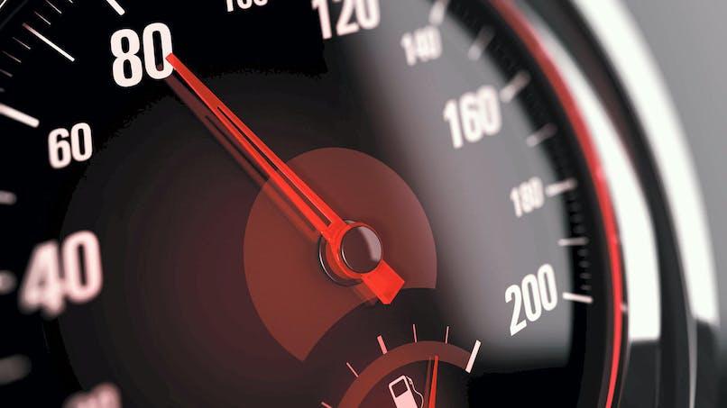 80 km/heure: des experts évaluent l'impact de la réforme à 349 vies épargnées