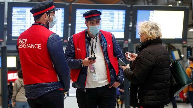 La SNCF peut prendre votre température