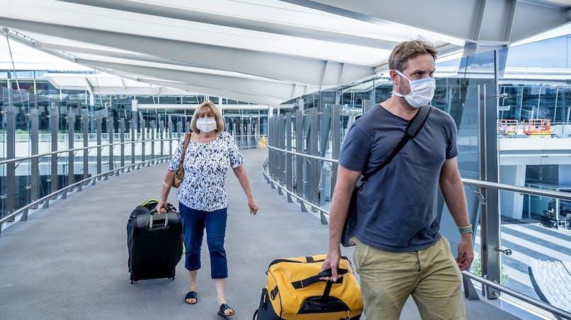 Coronavirus : un test aux aéroports français pour les voyageurs en provenance de 16 pays