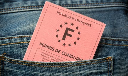 Contester un retrait de point sur son permis