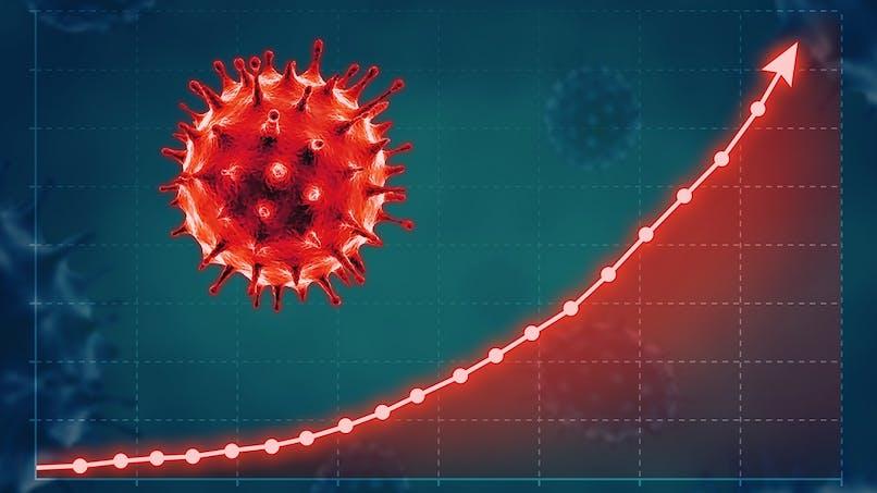Coronavirus : quatre indicateurs pour suivre l'évolution de l'épidémie