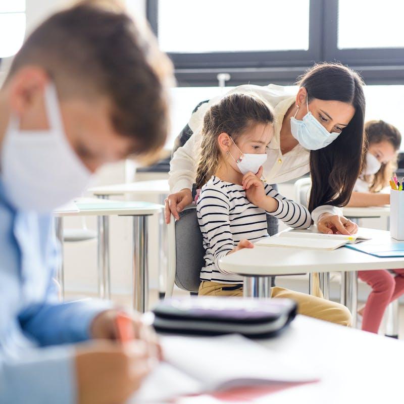Rentrée scolaire du 1er septembre : masque obligatoire au collège et au lycée