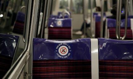 La RATP met fin à la règle du un siège sur deux