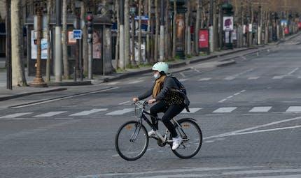 Masque obligatoire à Paris : pas pour les cyclistes ni les joggeurs