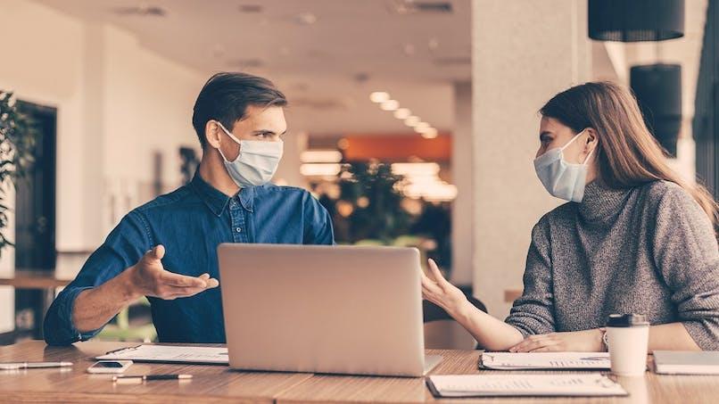 Entreprise : que prévoit le protocole sanitaire si un cas de Covid-19 est détecté ?