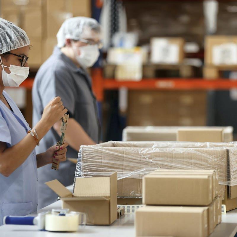 Que prévoit le protocole sanitaire dans les entreprises?