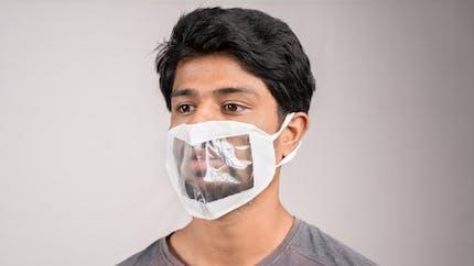 Coronavirus : où se procurer des masques homologués transparents ?