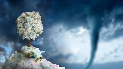 Le rendement de la taxe sur les transactions financières bondit