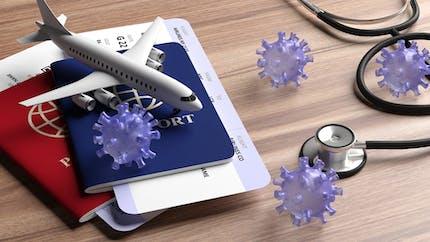 Coronavirus : 23 pays exigent une assurance santé spéciale Covid