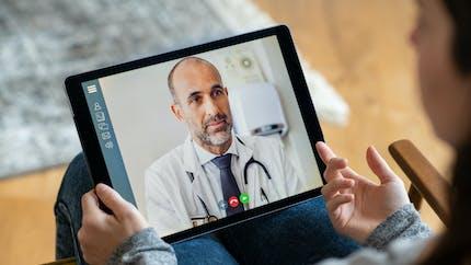 Les téléconsultations médicales resteront remboursées à 100 % en 2021 et 2022