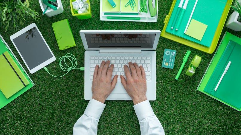 Internet : comment surfer plus vert ?