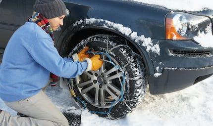 Montagne : les pneus neige ou les chaînes seront obligatoires à partir de novembre 2021