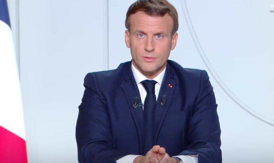 Covid-19 : Emmanuel Macron annonce le reconfinement de la France